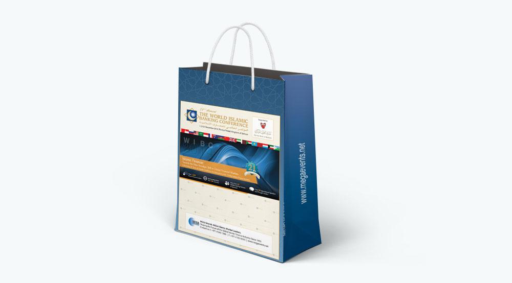 Shopping Paper Bag Manufacturing Customized Paper Bag